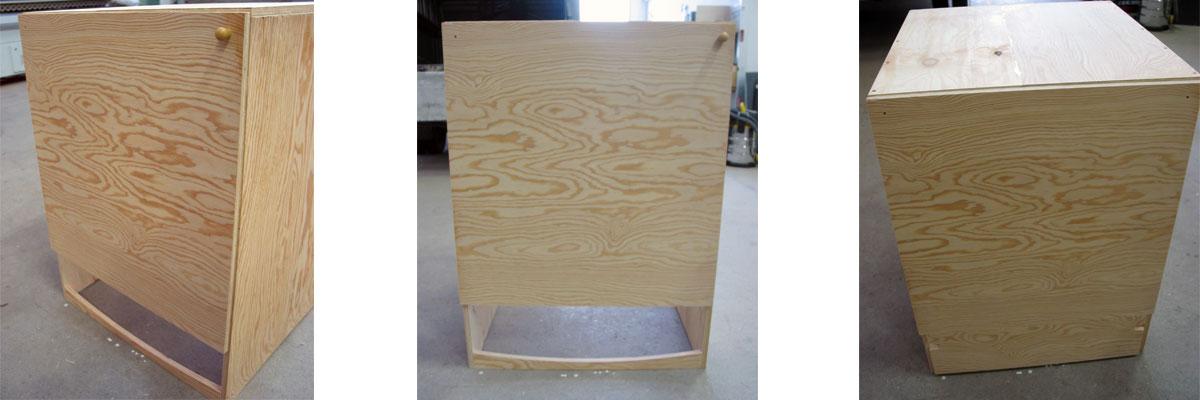 Coprilavatrice in legno copriasciugatrice in legno for Coprilavatrice in legno